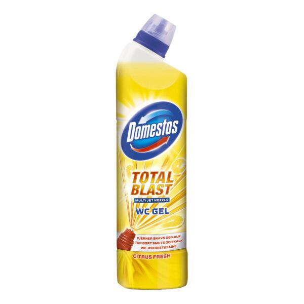 Domestos Total Blast Citrus Fresh 750 ml 1